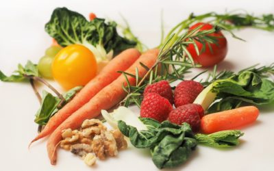 Choose more fruits, vegetables, and nuts for better health